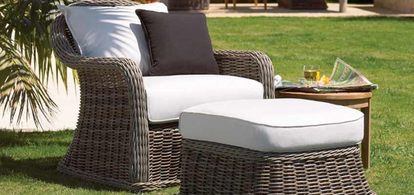 Prendersi cura dei mobili da giardino