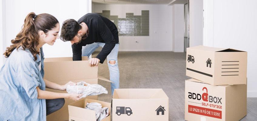 Trasloco ufficio in arrivo? Affitta un box temporaneo