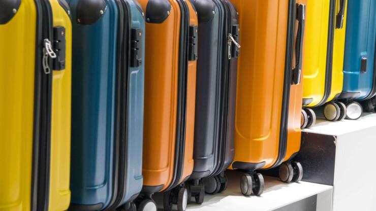 Le valigie, dopo le vacanze, lasciale da noi!