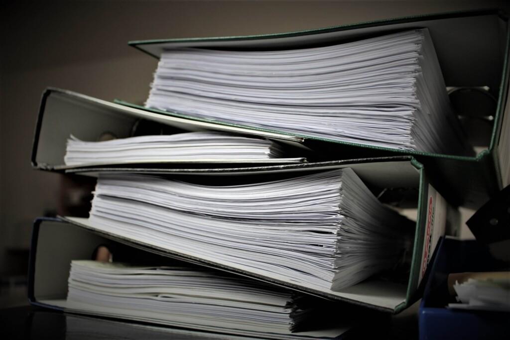 archiviazione documenti Bergamo